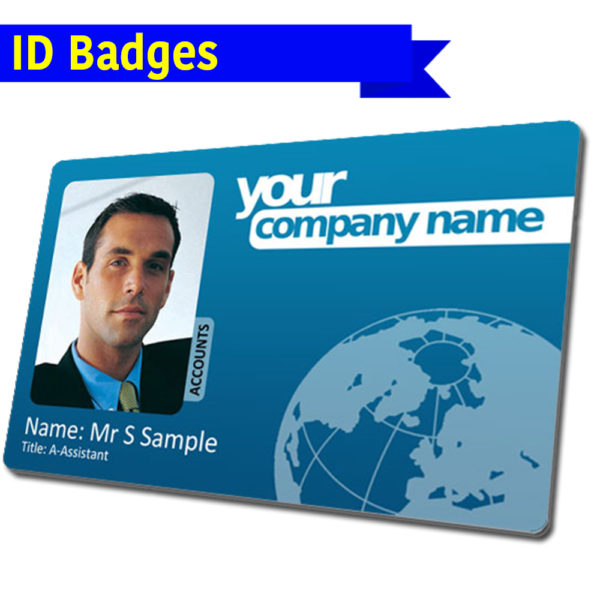 ID Badges - Pixel Planet